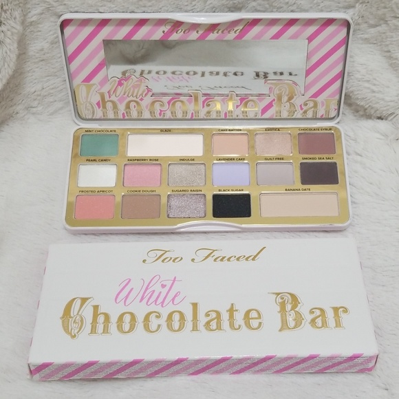 Too Faced Other - 🌺HOST PICK🌺TOO FACED WHITE CHOCOLATE BAR PALETTE